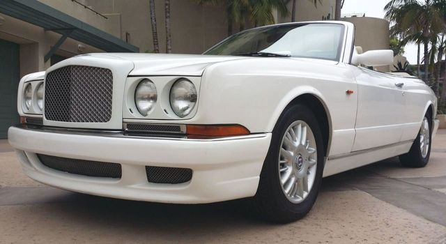 1998 Bentley Azure Luxury Convertible - 16595013 - 5