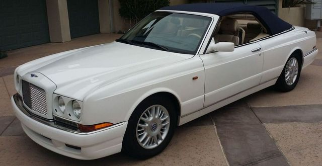 1998 Bentley Azure Luxury Convertible - 16595013 - 6