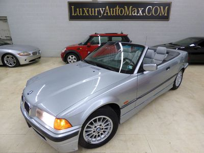 1998 BMW 3 Series 5 speed 3 pedal all factory paint just serviced and inspected Convertible