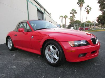 1998 BMW 3 Series Z3 Roadster Convertible