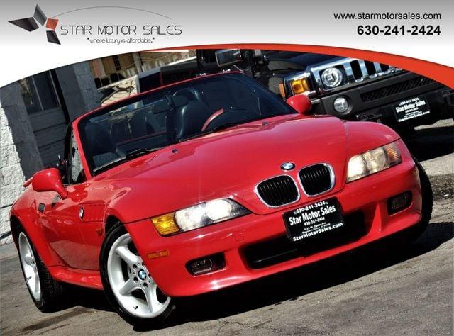 1998 BMW 3 Series Z3  Roadster
