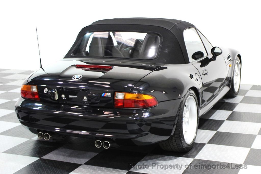 1998 Used Bmw Z3 M Roadster At Eimports4less Serving