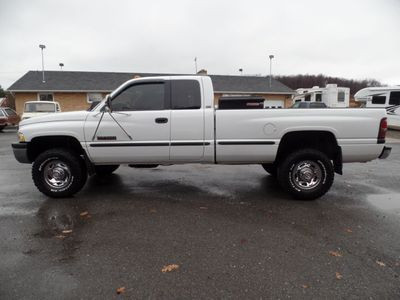 1998 Dodge Ram 2500 SLT Laramie Quad Cab Long Bed 4x4 - Click to see full-size photo viewer