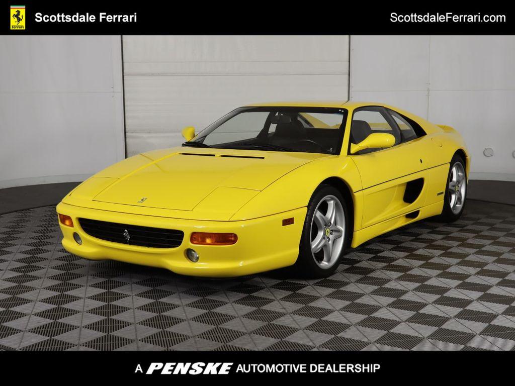 1998 Used Ferrari F355 Berlinetta At Lamborghini North Scottsdale Serving Phoenix Tucson Las Vegas Az Iid 20488462