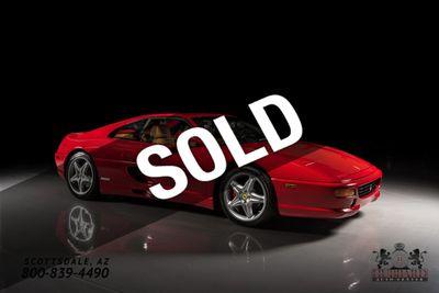 1998 Ferrari F355 GTB Coupe