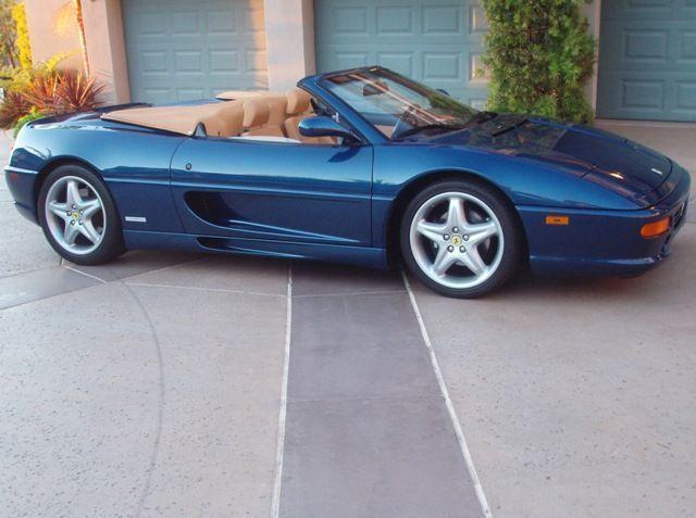 1998 Ferrari F355 Spider 2599352 0