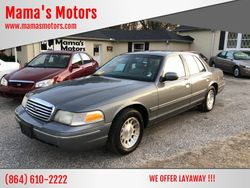 1998 Ford Crown Victoria - 2FAFP74W9WX190183