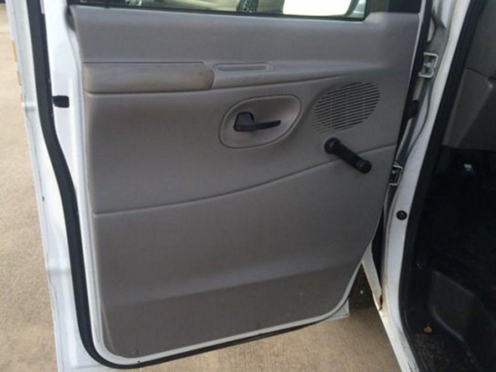 1998 ford econoline cargo van e 150 14523273 15