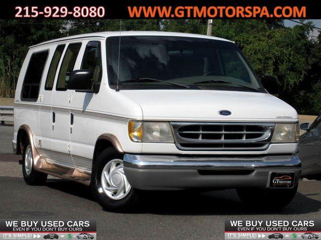 Ford Cargo Van For Sale >> 1998 Ford Econoline Cargo Van E 150 Recreational Van For Sale Philadelphia Pa 7 995 Motorcar Com