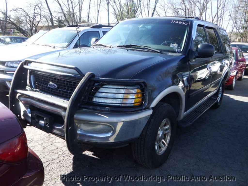 Ford Dealer Inventory Search >> 1998 Used Ford Expedition at Woodbridge Public Auto Auction, VA, IID 17231820