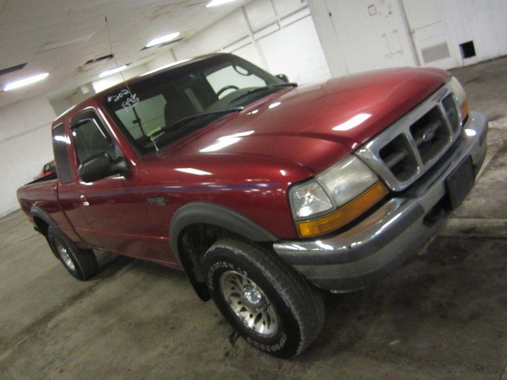 1998 Ford Ranger XLT / 4X4 / AUTO / 3.0L V6 - 13269175 - 2