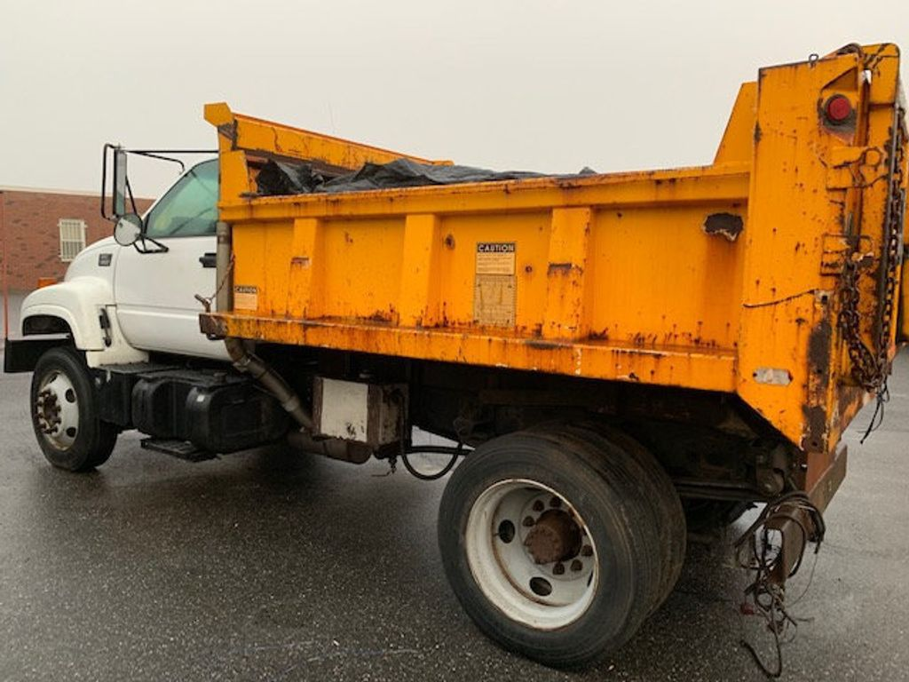 1998 GMC C6500 SEWER RODDER TRUCK CAT DIESEL - 13898569 - 3