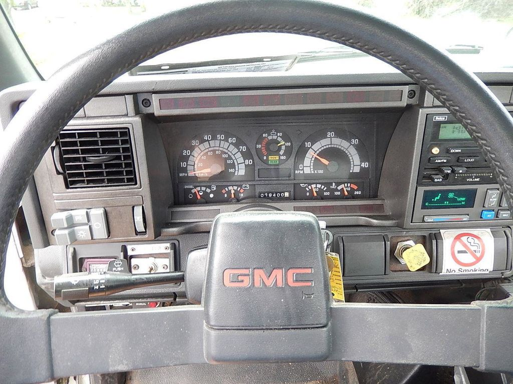 1998 GMC C6500 SEWER RODDER TRUCK CAT DIESEL - 13898569 - 5
