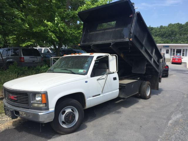 1998 GMC C/K 3500 Series Dump