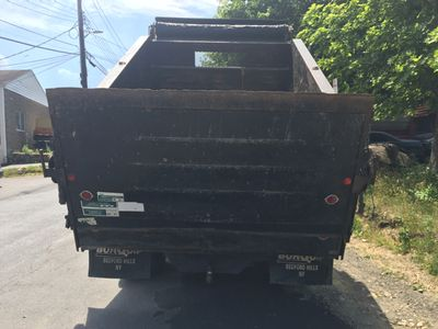 1998 GMC C/K 3500 Series Dump - Click to see full-size photo viewer
