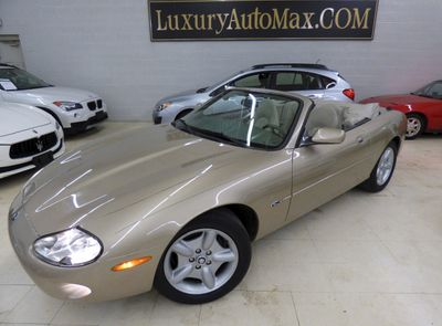 1998 Jaguar XK8 2dr Convertible