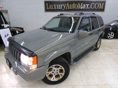 1998 Jeep Grand Cherokee 4dr Limited 4WD SUV