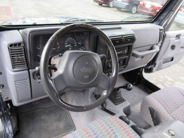 1998 jeep wrangler 2dr sport suv for sale lynnwood, wa - $9,988