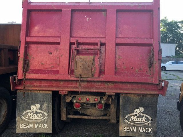 1998 Mack RD600  TAMDEM -AXLE 18 SPEED MAXITORQUE DUMP TRUCK - 17851006 - 4