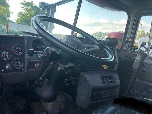 1998 Mack RD600  TAMDEM -AXLE 18 SPEED MAXITORQUE DUMP TRUCK - 17851006 - 7