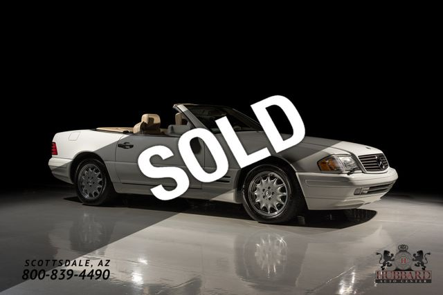 1998 Mercedes-Benz SL-Class SL500 2dr Roadster 5.0L - Click to see full-size photo viewer