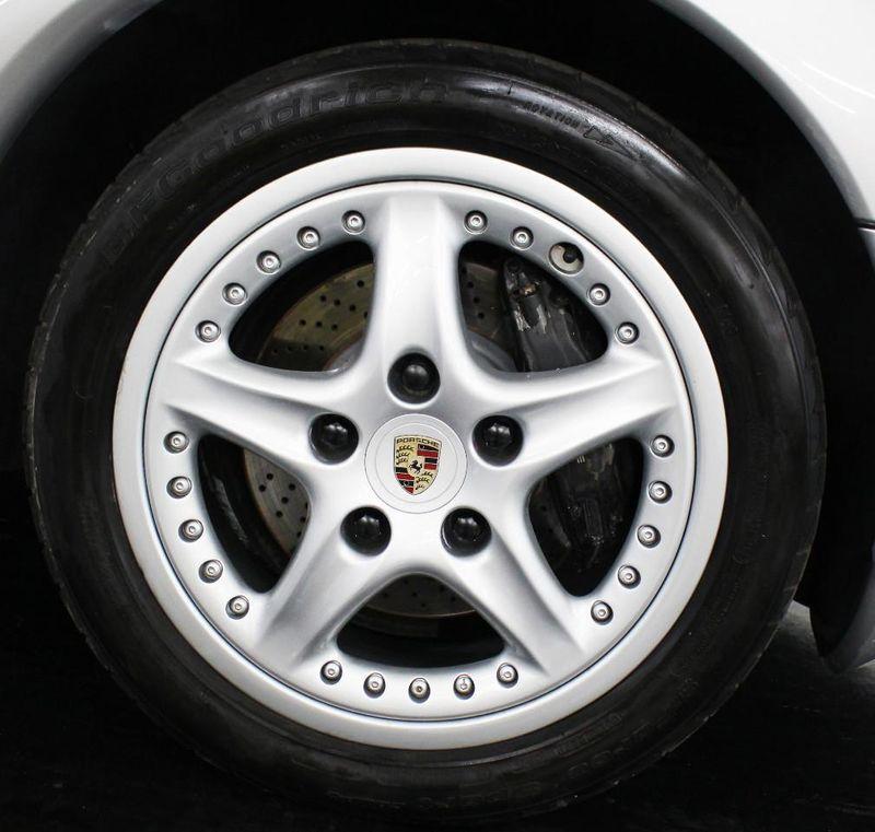 1998 Porsche 911 Interior: 1998 Used Porsche 911 Carrera 2dr Carrera Targa W
