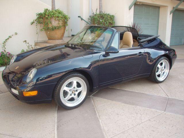 1998 Porsche 933 Cabriolet
