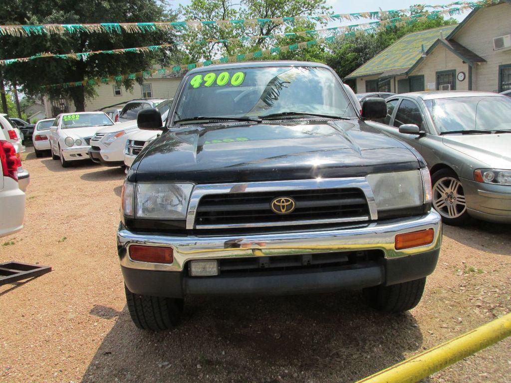 Toyota Dealership San Antonio Tx >> 1998 Toyota 4Runner SR5 SUV for Sale San Antonio, TX ...