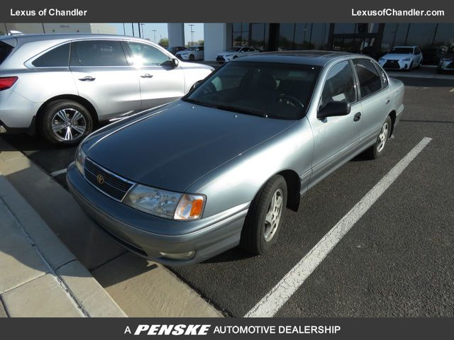 1998 used toyota avalon 4dr sedan xls w bench seat at lamborghini north scottsdale serving phoenix tucson las vegas az iid 20297877 1998 used toyota avalon 4dr sedan xls w