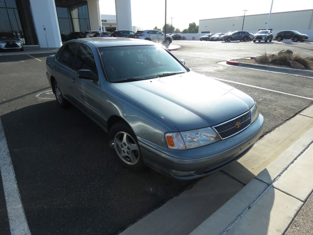 1998 used toyota avalon 4dr sedan xls w bench seat at scottsdale ferrari serving phoenix az iid 20297877 scottsdale ferrari