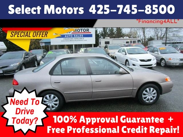 1998 Toyota Corolla 4dr Sedan LE Automatic Sedan for Sale Lynnwood, WA -  $3,988 - Motorcar com