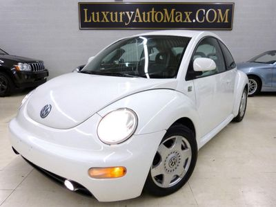 1998 Volkswagen New Beetle  Coupe