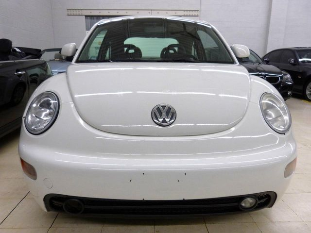 1998 Volkswagen New Beetle Base Trim - Click to see full-size photo viewer