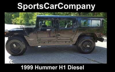 1999 AM General Hummer H1 Turbo Diesel SUV
