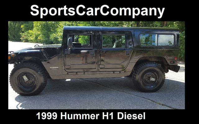 1999 AM General Hummer H1 Turbo Diesel - 15386909 - 0