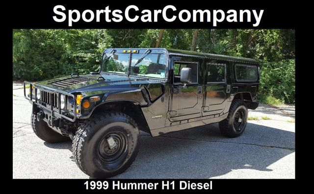 1999 AM General Hummer H1 Turbo Diesel - 15386909 - 11