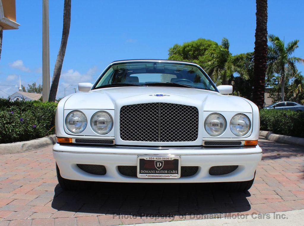 1999 Used Bentley Azure COMPLETELY SERVICED!! 1 of 141 WORLDWIDE ...