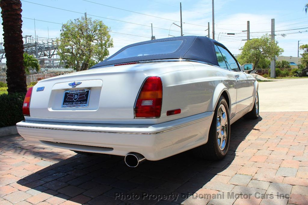 1999 Bentley Azure COMPLETE SERVICE JUST PERFORMED!! ONLY 16,180 miles!! - 17625191 - 9