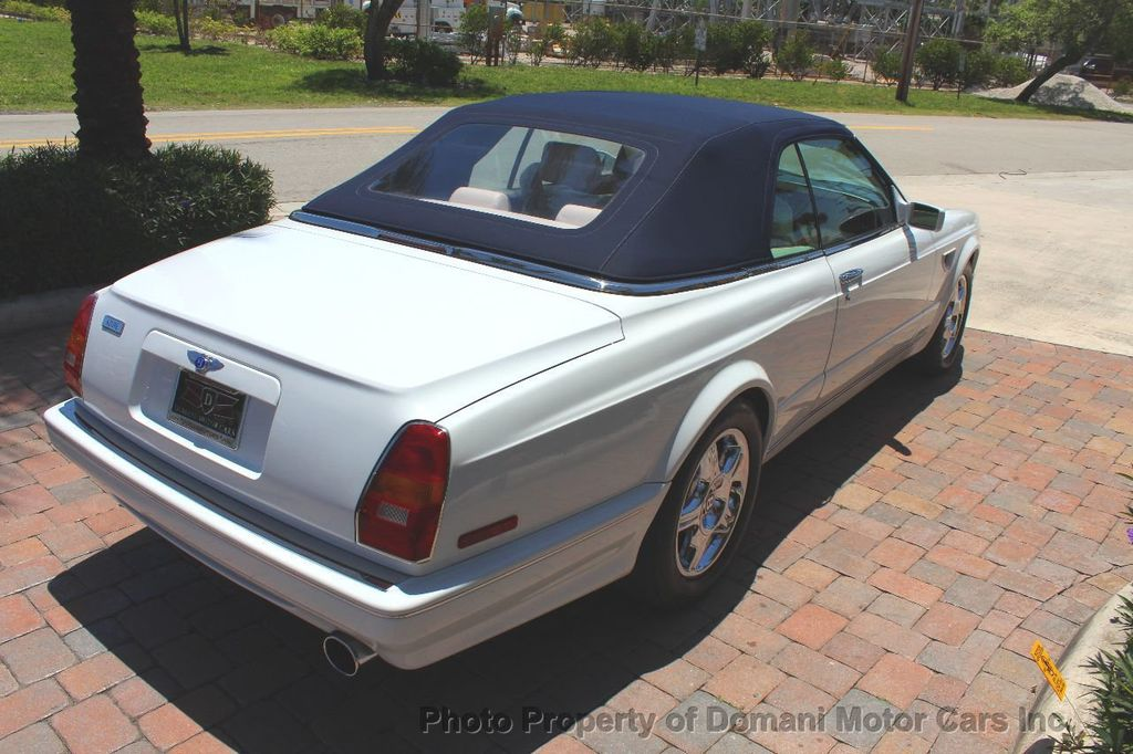 1999 Bentley Azure COMPLETE SERVICE JUST PERFORMED!! ONLY 16,180 miles!! - 17625191 - 10