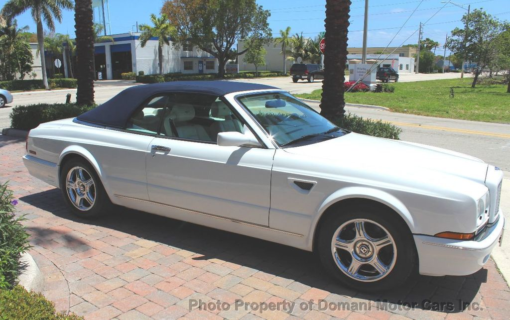 1999 Bentley Azure COMPLETE SERVICE JUST PERFORMED!! ONLY 16,180 miles!! - 17625191 - 13