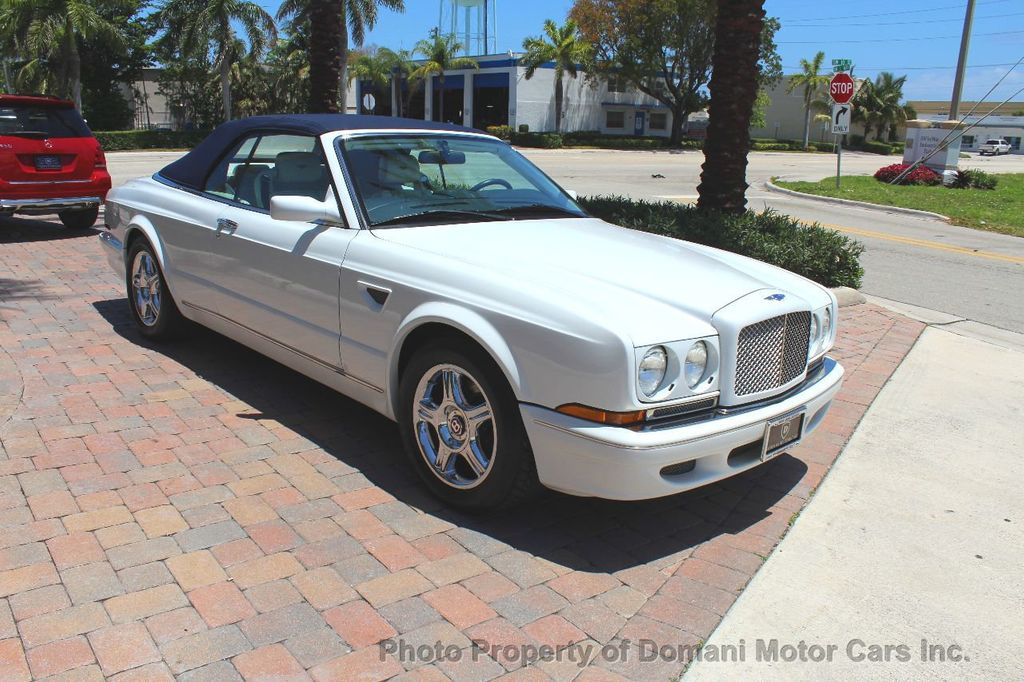 1999 Bentley Azure COMPLETE SERVICE JUST PERFORMED!! ONLY 16,180 miles!! - 17625191 - 14