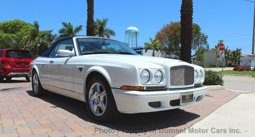 1999 Bentley Azure COMPLETE SERVICE JUST PERFORMED!! ONLY 16,180 miles!! - 17625191 - 15