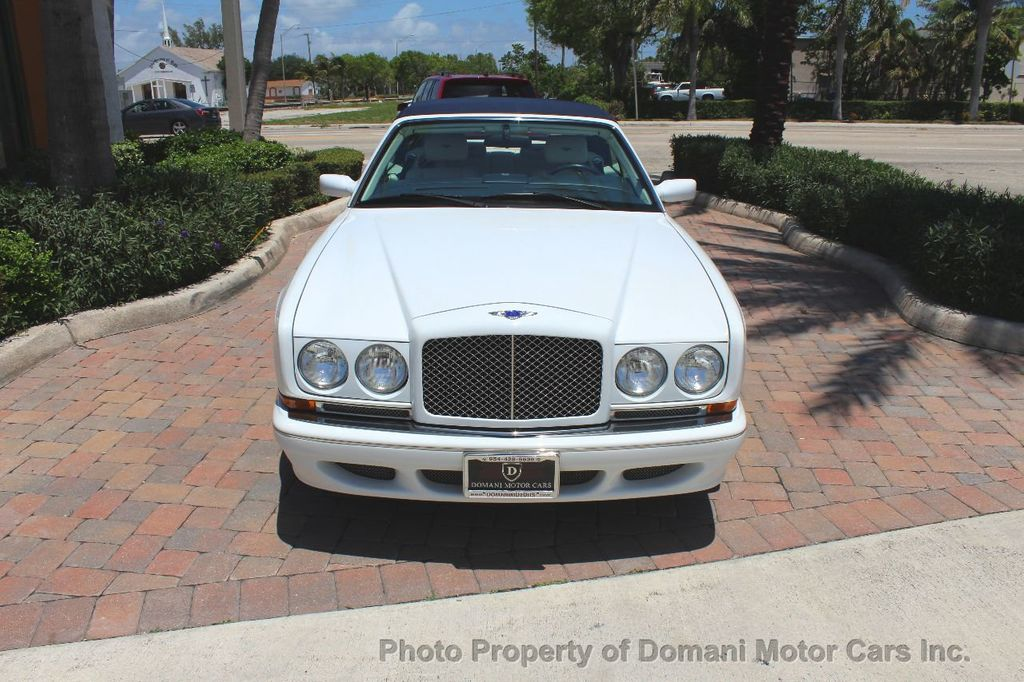 1999 Bentley Azure COMPLETE SERVICE JUST PERFORMED!! ONLY 16,180 miles!! - 17625191 - 16