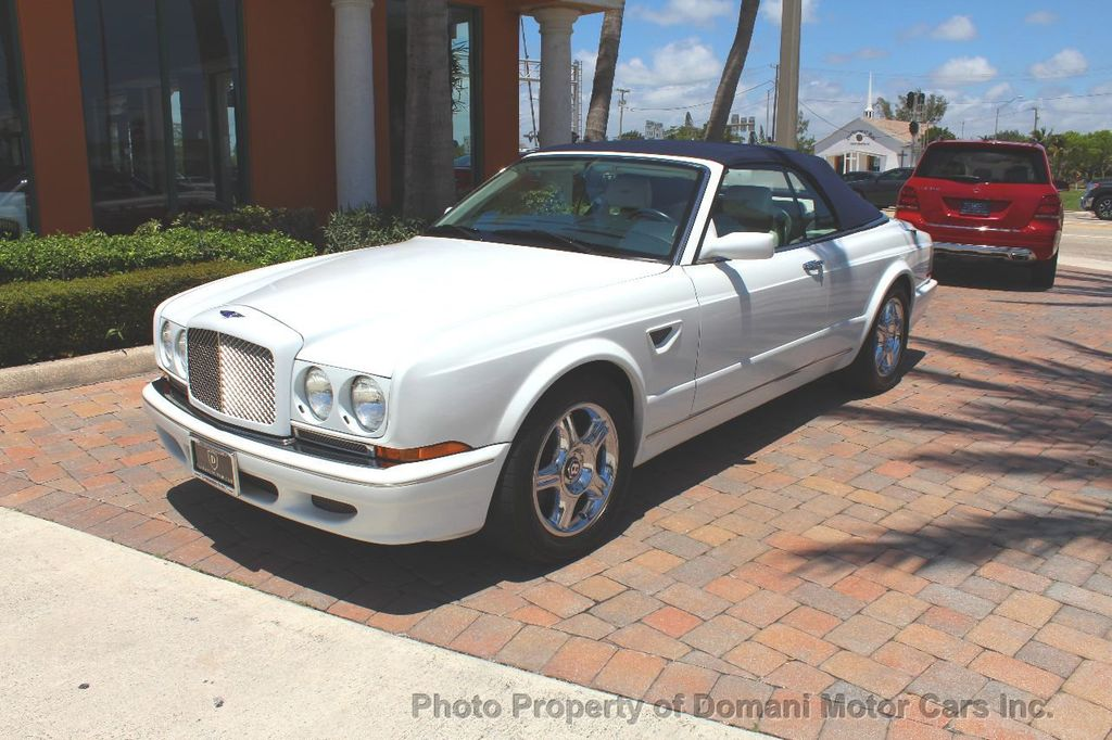 1999 Bentley Azure COMPLETE SERVICE JUST PERFORMED!! ONLY 16,180 miles!! - 17625191 - 1