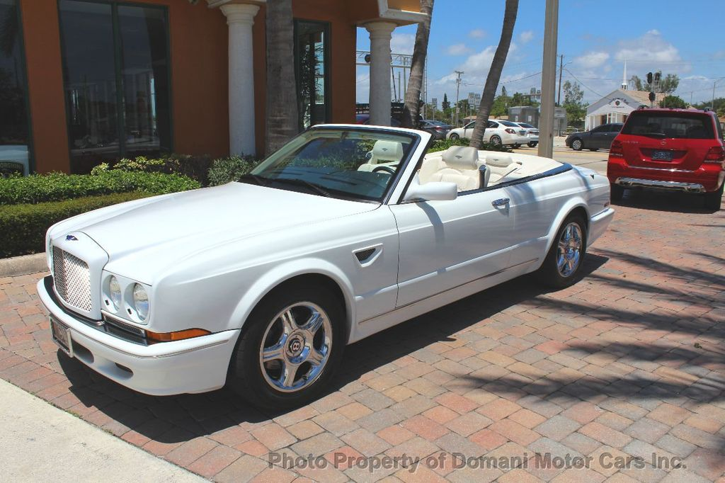 1999 Bentley Azure COMPLETE SERVICE JUST PERFORMED!! ONLY 16,180 miles!! - 17625191 - 19
