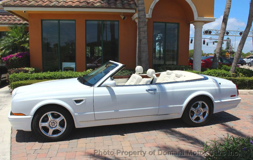 1999 Bentley Azure COMPLETE SERVICE JUST PERFORMED!! ONLY 16,180 miles!! - 17625191 - 20