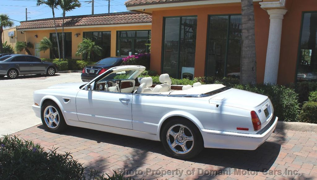 1999 Bentley Azure COMPLETE SERVICE JUST PERFORMED!! ONLY 16,180 miles!! - 17625191 - 21