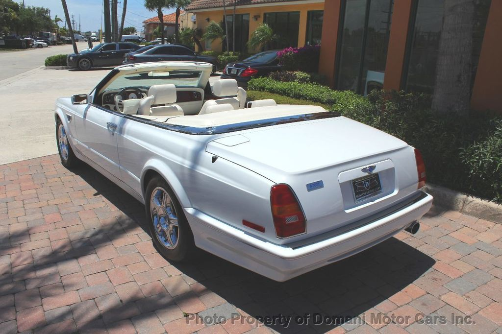 1999 Bentley Azure COMPLETE SERVICE JUST PERFORMED!! ONLY 16,180 miles!! - 17625191 - 22