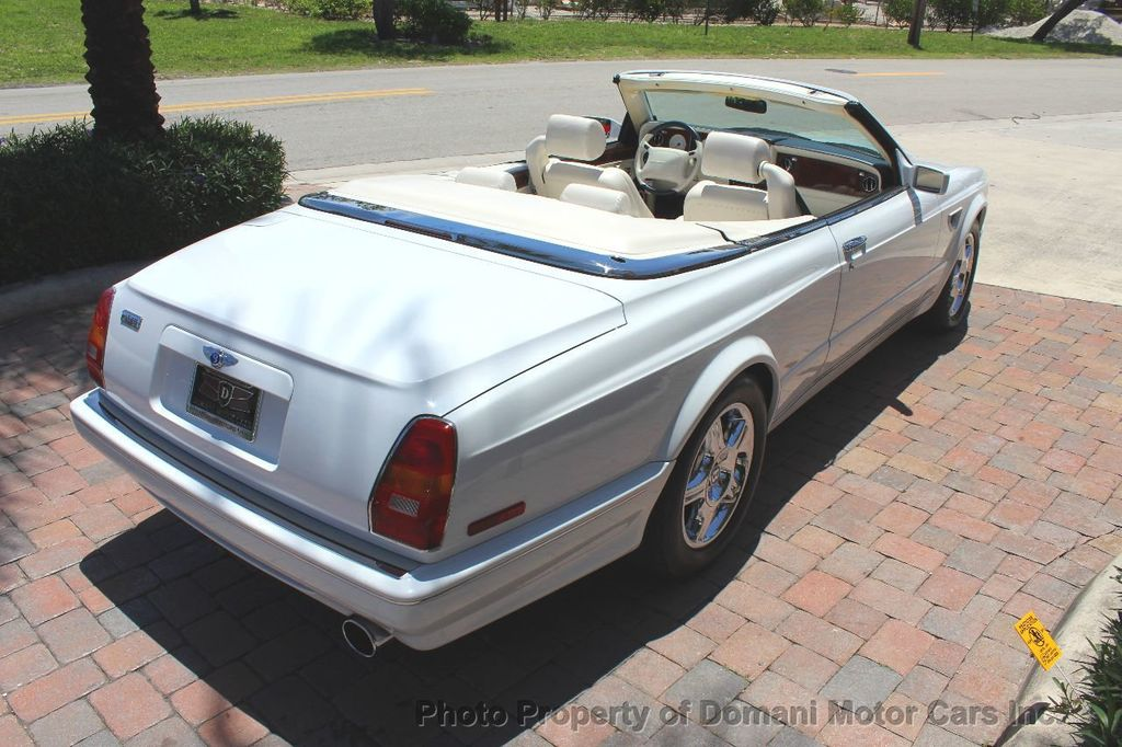 1999 Bentley Azure COMPLETE SERVICE JUST PERFORMED!! ONLY 16,180 miles!! - 17625191 - 25