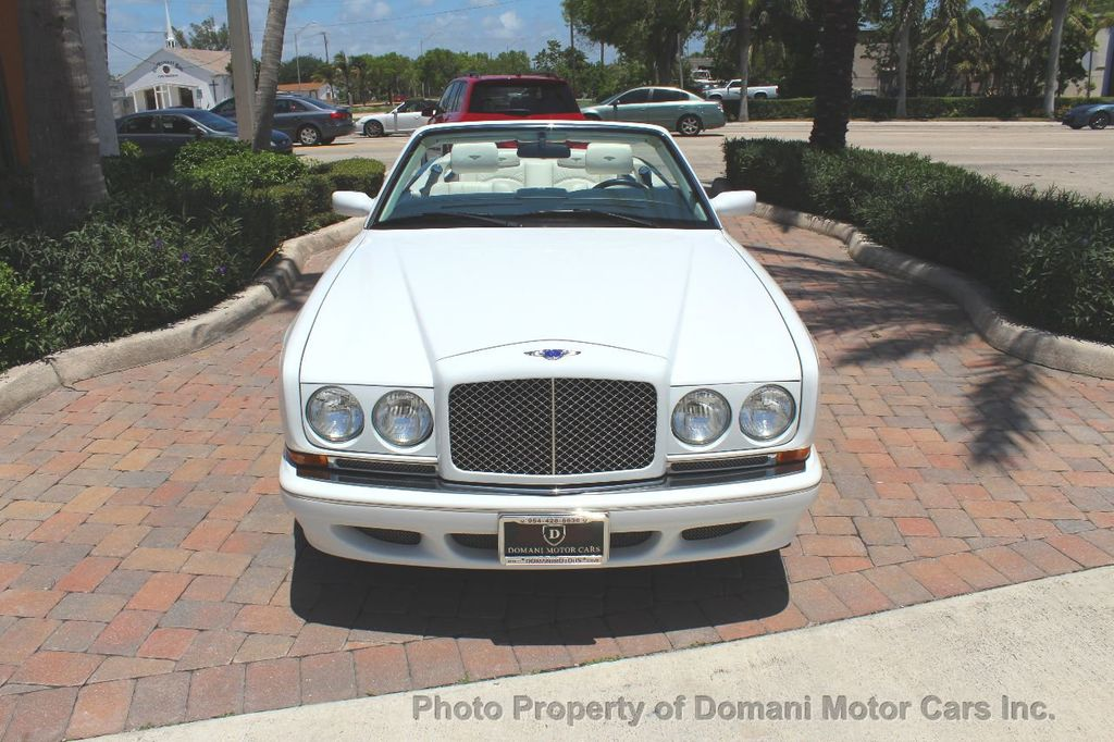 1999 Bentley Azure COMPLETE SERVICE JUST PERFORMED!! ONLY 16,180 miles!! - 17625191 - 29